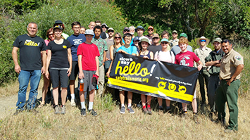 Slow and Say Hello launch group