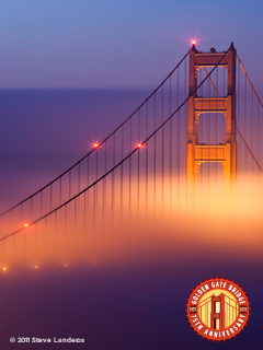 Golden Gate Bridge 75th Anniversary