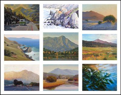 BayWood Artists Mt. Tam Gallery