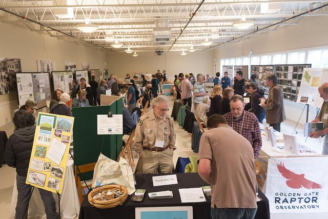 Mt. Tam Science Summit Community Tables